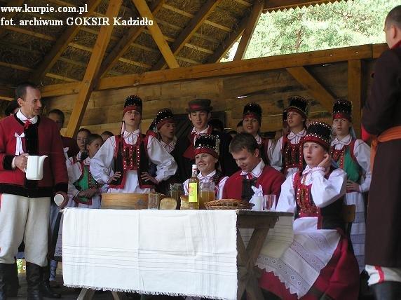 Kurpianka - Cepelia Kadzidło