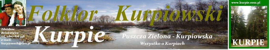 Kurpie Folklor Zespoły folklorystyczne kapele i widowiska ludowe